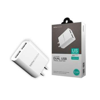 TOTU DESIGN GLORY SERIES TRAVEL ADAPTER